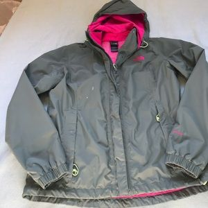 Waterproof rain jacket, worn a handful of times